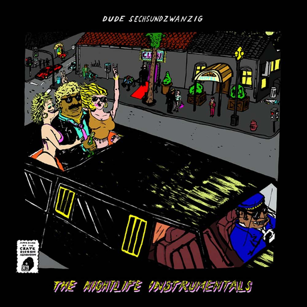 DJ Marquis - EP 2