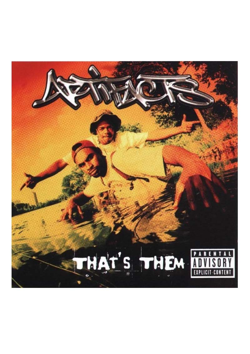 Artifacts – That's Them Album Cover