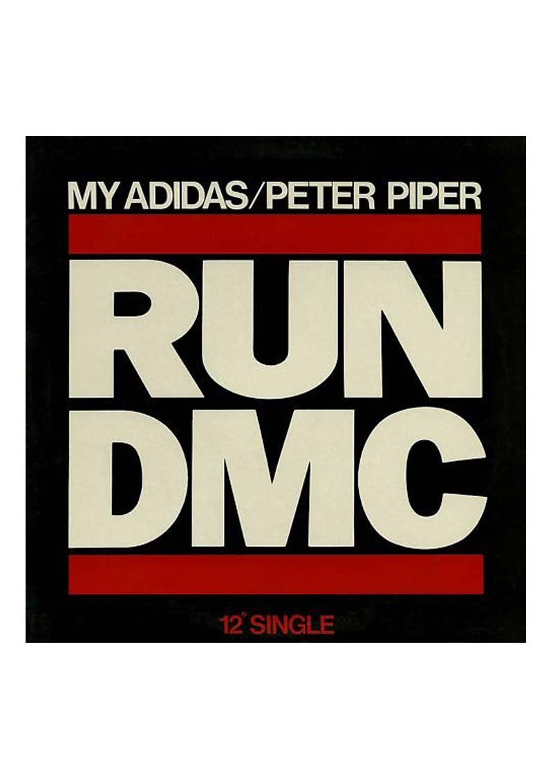 Run Dmc – My Adidas Album Cover