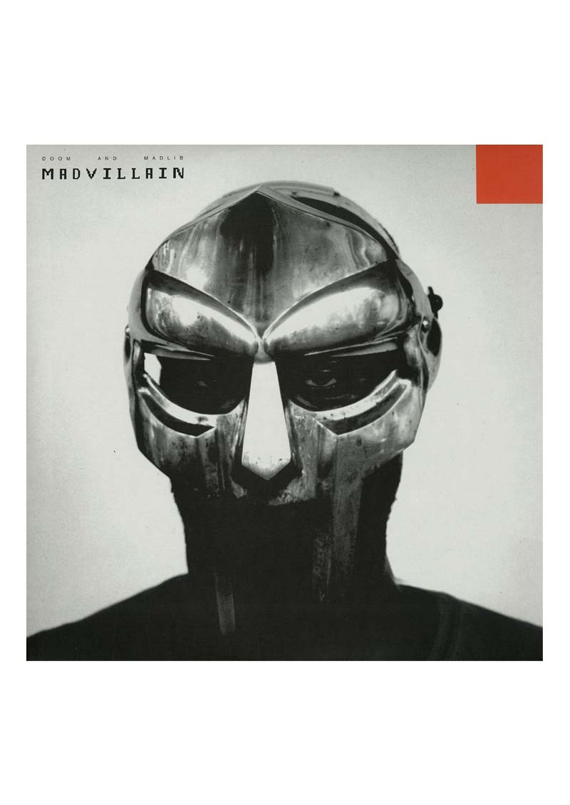 Doom And Madlib – Mad Villain Album Cover