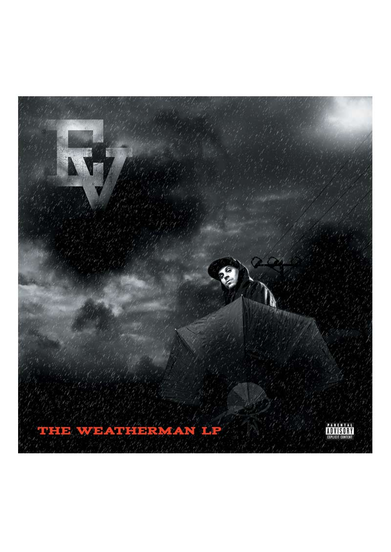 Evidence – The Weatherman LP Album Cover