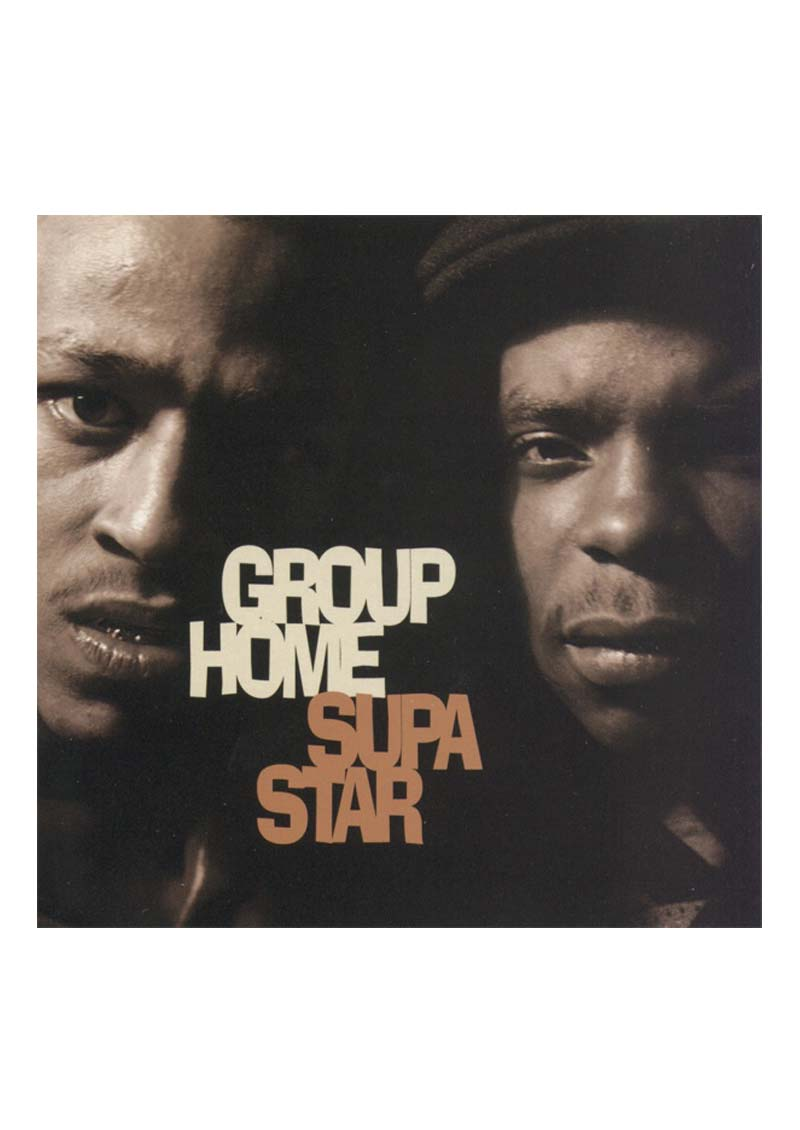 Group Home – Supa Star Album Cover