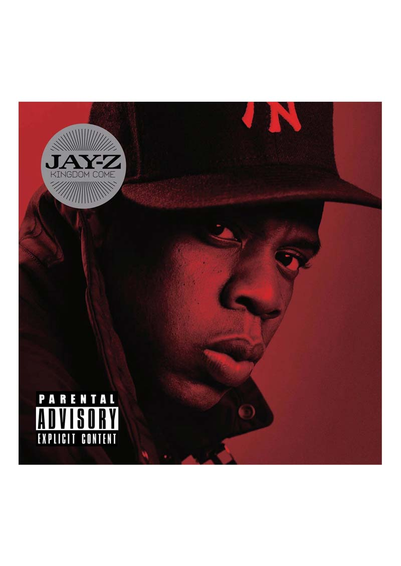 Jay-Z – Kingdom Come Album Cover