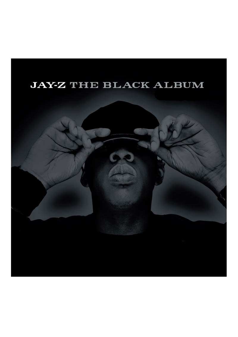 Jay-Z – The Black Album Album Cover