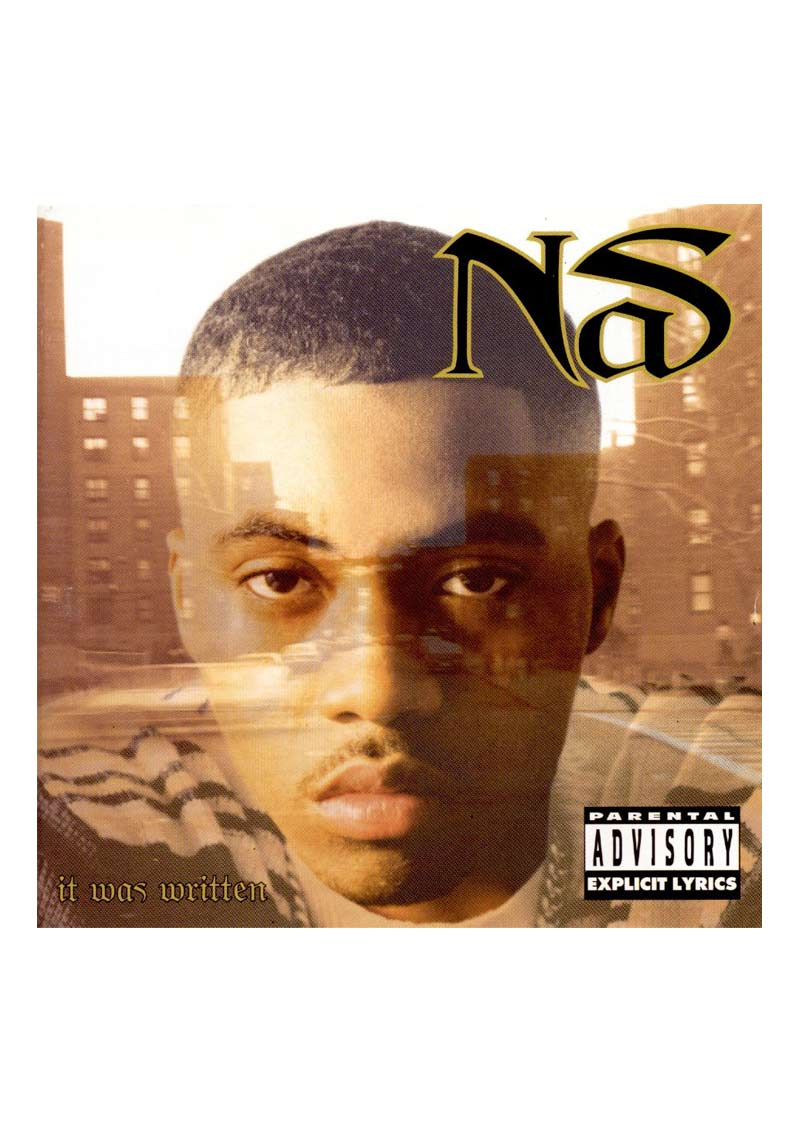 Nas – It Was Written Album Cover