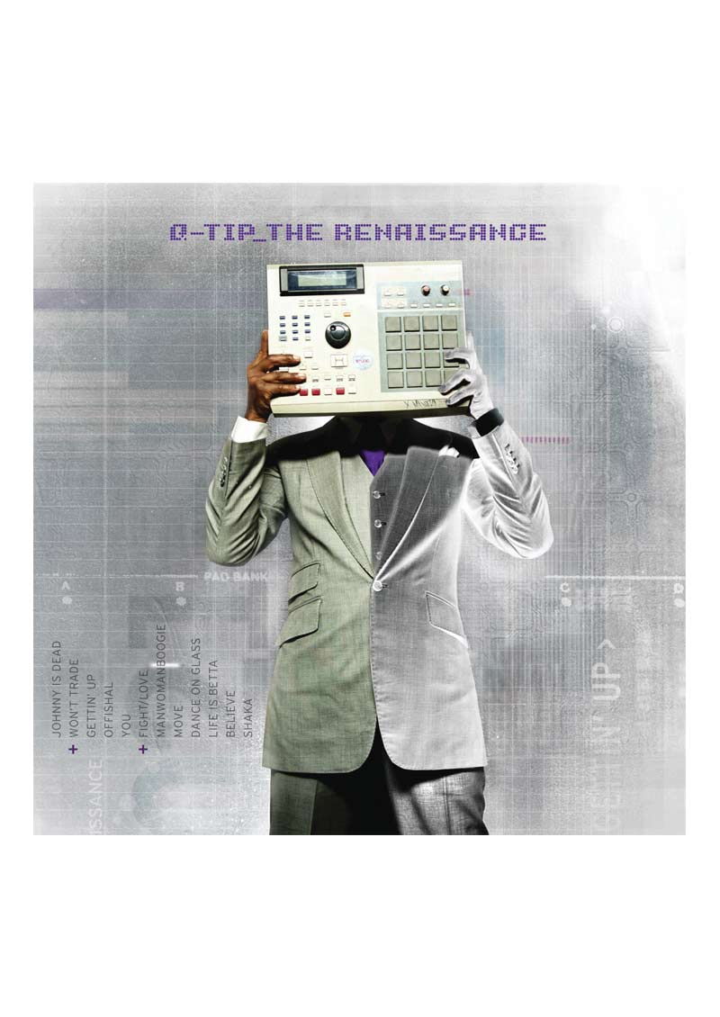 Q-Tip – The Renaissance Album Cover