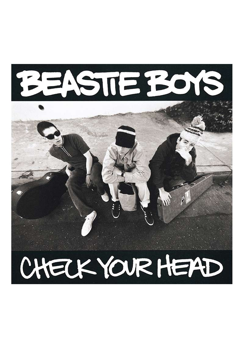 Beastie Boys – Check Your Head Album Cover