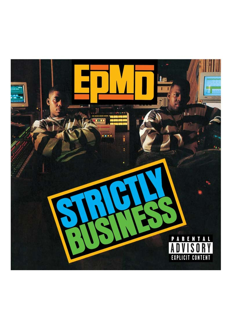 EPMD – Strictly Business Album Cover